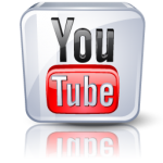 YouTube Button Cube